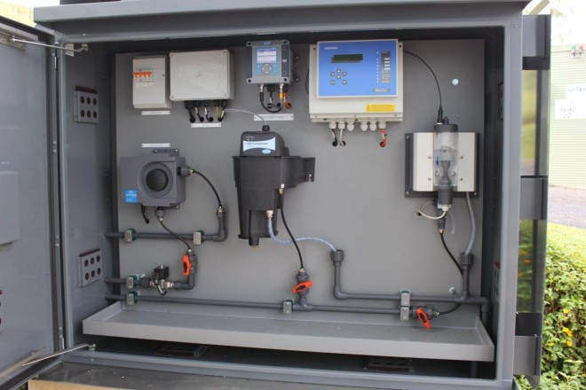 Qld Analyser Cabinets West Water