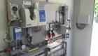 CL/2 dosing & analyser panel