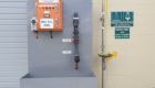 Sodium Hypochlorite Load In Panel